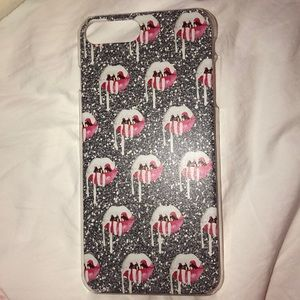 Kylie Jenner iPhone8 Plus case
